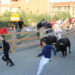 El último encierro de las fiestas de Sangüesa, en imágenes