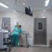 El Hospital de Tudela renueva la red de abastecimiento de agua del bloque quirúrgico y remodela la Unidad de Digestivo