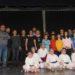 La ikastola Argia de Tudela celebró su acto de presentación del Nafarroa Oinez 2019