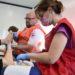 Cruz Roja realiza 288 atenciones en la Javierada