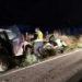Un muerto y dos heridos tras una colisión entre dos vehículos en la NA-6820, cerca de Corella
