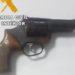 Encuentran seis pistolas en Tafalla tras las riadas de la semana pasada