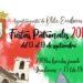 Anuncian los carteles de las fiestas patronales de Olite
