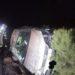 Una persona herida tras un accidente de tráfico en la AP-15